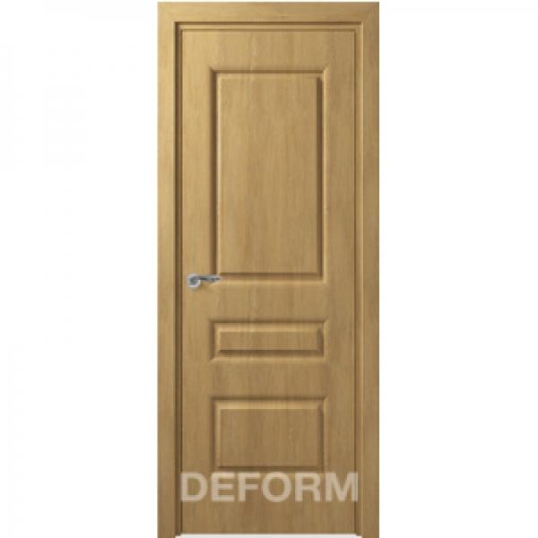 Межкомнатная дверь Алессандро ДГ  серия DEFORM КЛАССИКА