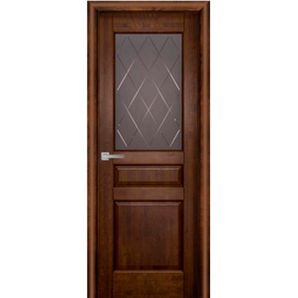 Дверь массив Ольхи Валенсия м. ДО
