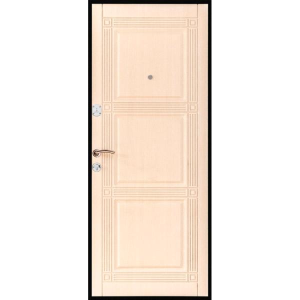 Входные двери БЕРГАМО (Титан)