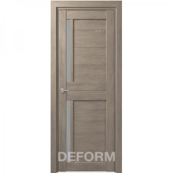 Межкомнатная дверь D17 DEFORM ДО