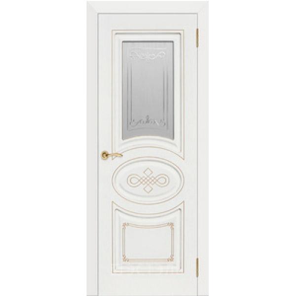 Межкомнатная дверь Эстэль Бьянка ДО