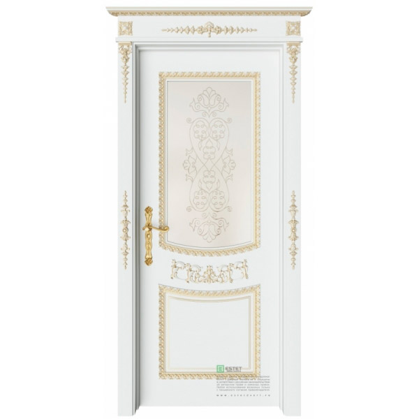 Межкомнатная дверь ESTET Франческо 4