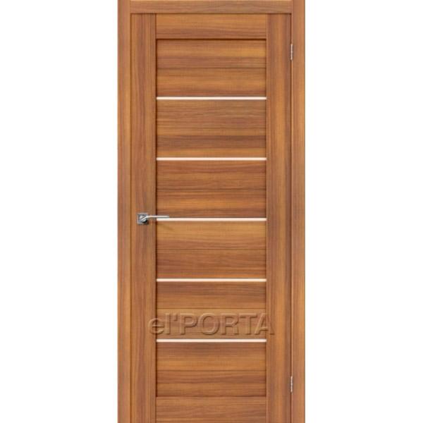 Дверь межкомнатная экошпон Эльпорта Порта 22 Golden Reef Elporta Porta X