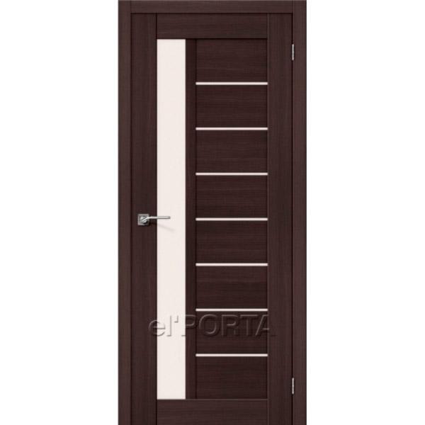 Дверь межкомнатная экошпон Эльпорта Порта 27 Elporta Porta X