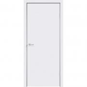 Дверь межкомнатная эмаль В-10 ДГ Белая