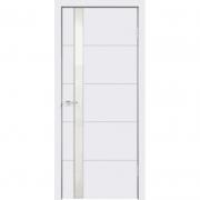Дверь межкомнатная эмаль В-11 ЧО Белая
