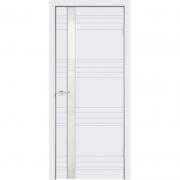 Дверь межкомнатная эмаль В-12 ЧО Белая