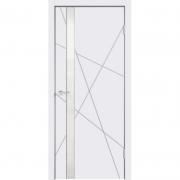 Дверь межкомнатная эмаль В-13 ЧО Белая
