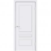 Дверь межкомнатная эмаль В-14 ДГ Белая