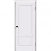 Дверь межкомнатная эмаль В-15 ДГ Белая