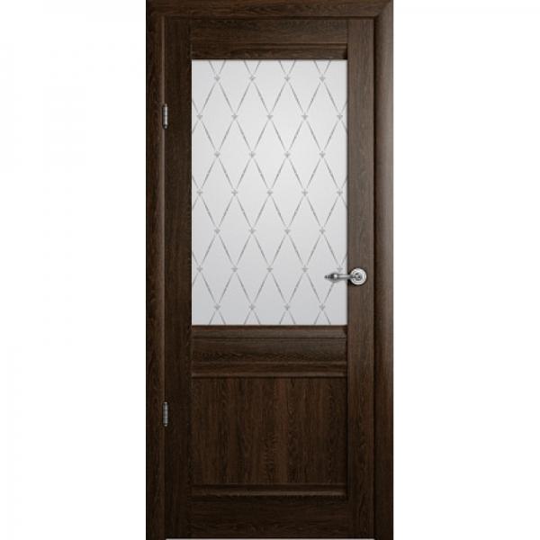 Межкомнатная дверь Albero Рим ПО