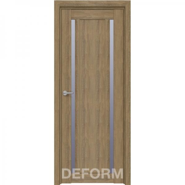 Межкомнатная дверь D13 DEFORM ДО