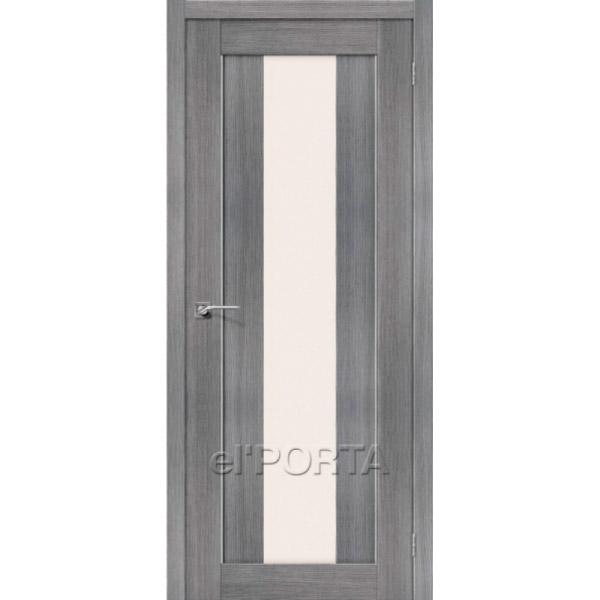 Дверь межкомнатная экошпон Эльпорта Порта 25 Grey Veralinga Elporta Porta X