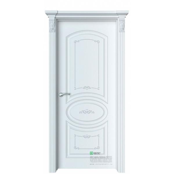 Межкомнатная дверь ESTET Эври 1 Ажур