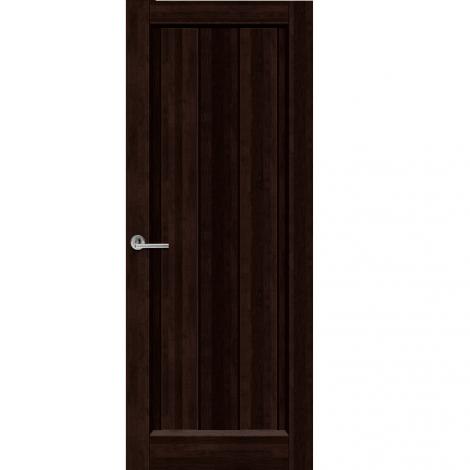 Межкомнатная дверь из массива ольхи Версаль ДГ Венге