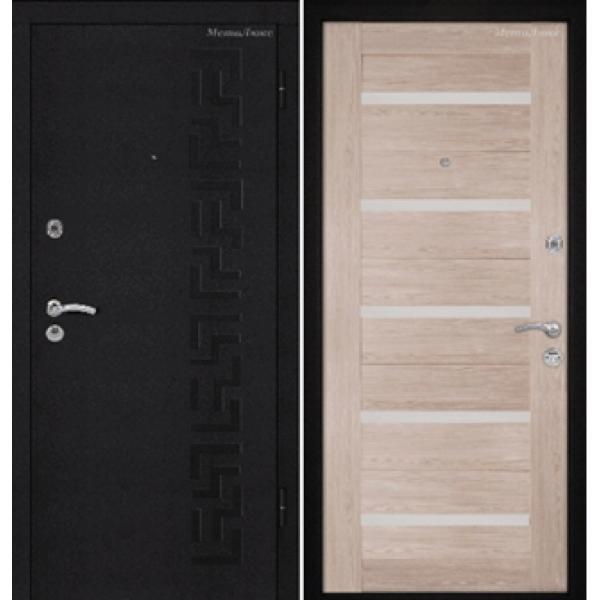 """Входная дверь """"МетаЛюкс""""  М724 СТАТУС"""