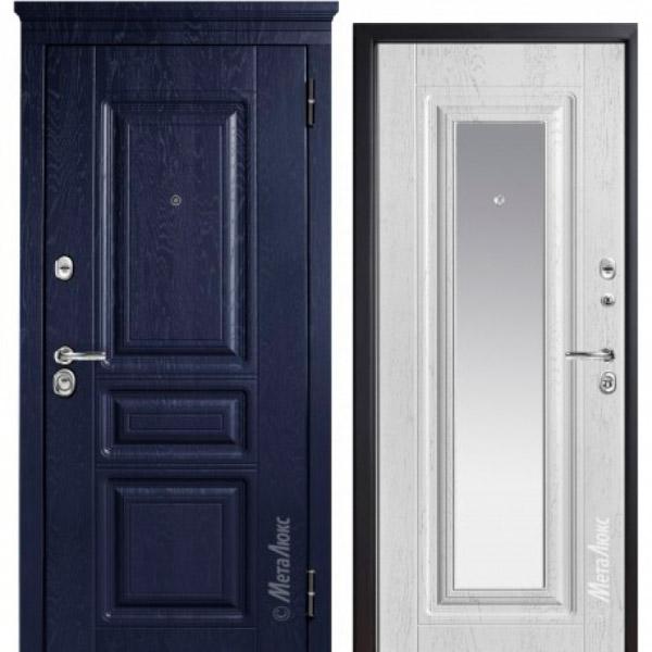 Дверь входная металлическая МетаЛюкс М600Z