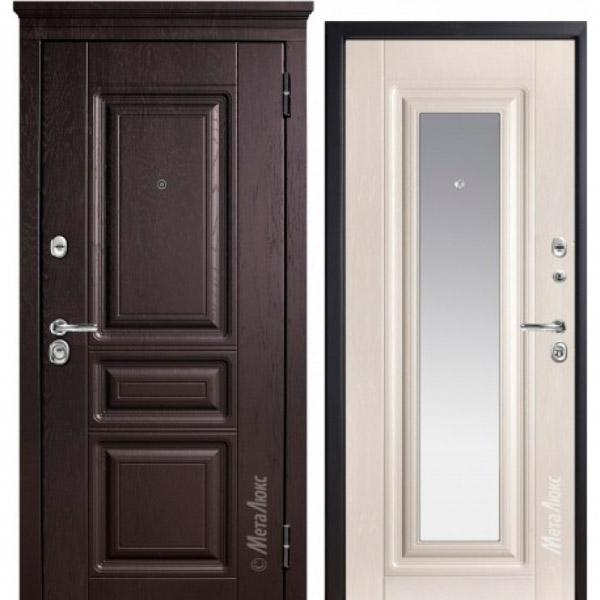 Дверь входная металлическая МетаЛюкс М601Z