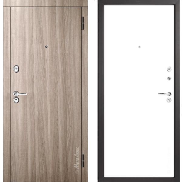 Дверь входная металлическая МетаЛюкс М92/1