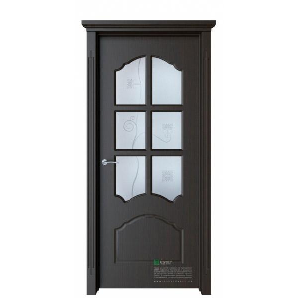 Межкомнатная дверь ESTET Кэрол