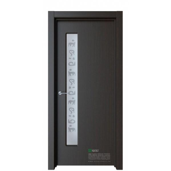 Межкомнатная дверь ESTET М8 со смещением
