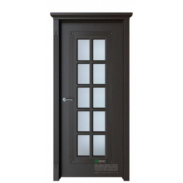 Межкомнатная дверь ESTET ПР35 с решеткой