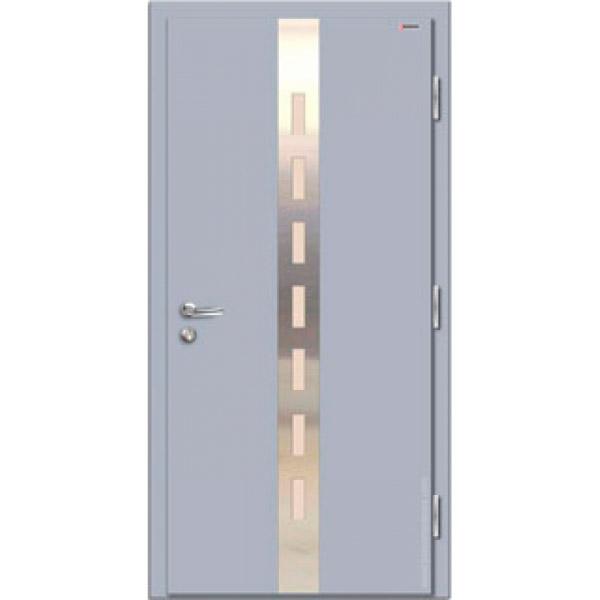 Дверь входная металлическая Норд 70 НС-17Р11 Строймир Belswissdoors с терморазрывом