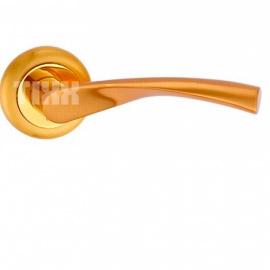 """Ручка дверная TIXX """"Примо"""" Золото матовое"""