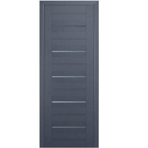 МЕЖКОМНАТНАЯ ДВЕРЬ PROFIL DOORS 48u Антрацит