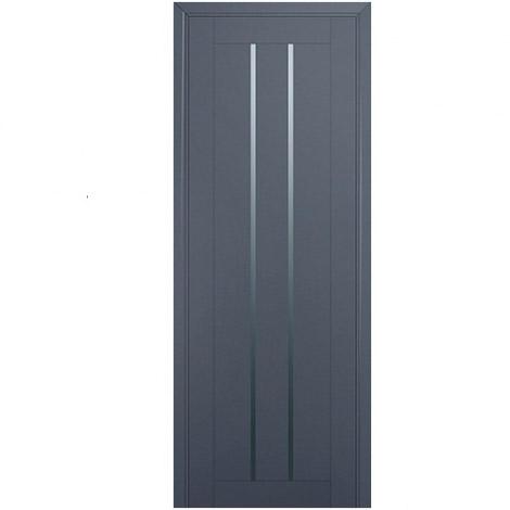 МЕЖКОМНАТНАЯ ДВЕРЬ PROFIL DOORS 49u Антрацит