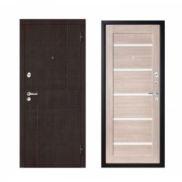 Дверь входная металлическая МетаЛюкс М324