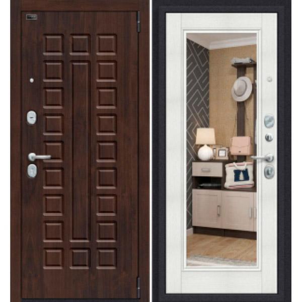 Дверь входная Porta S 51.П61 Almon 28/Bianco Veralinga