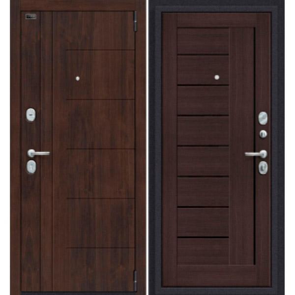 Дверь входная Porta S 9.П29 Almon 28/Wenge Veralinga