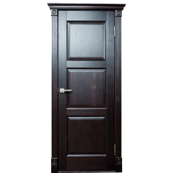 Межкомнатная дверь из массива сосны Ока Турин