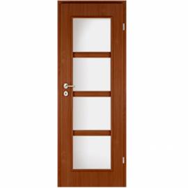 Дверь межкомнатная ДО Верона ламинатин Итальянский орех